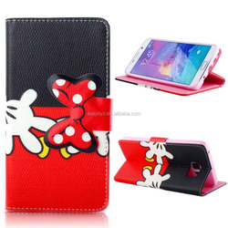 New arrival For Samsung Note 5 Flip Case ,For Galaxy Note 5 wallet case,For Samsung Galaxy Note 5 Edge Leather