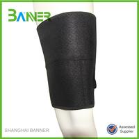 Nylon breathable elastic sports thigh slimming belt
