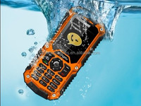 1700mAH large battery Smartphone best military grade rugged cell phone