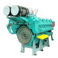 1500kW Googol Diesel Marine Engine With Gear Box