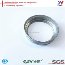 OEM ODM ROHS certified factory price jar lids with holes