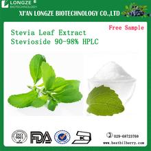 Stevia Leaf Extract Powder Stevia P.E