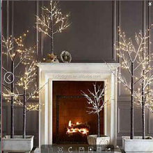 2015 new products indoor decoration christmas tree led branch lights