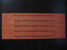 custom cheap printed party waterproof tyvek wristbands