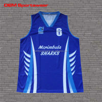 Hot selling blue custom basketball jersey uniform design pictures