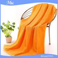 Bright colored cotton bath towels/bath sheets on sale made in China