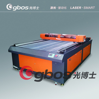 2000*1600mm cheap CO2 Laser Lathe for fabric cutting machine easy to use