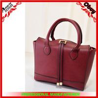 Fashion Tote Bags Guangzhou High Quality PU Handbag
