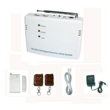 Wireless PSTN Alarm system with competitive price, simple function