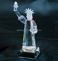 American crystal Statue of Liberty model MH-G0007