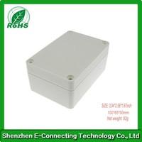 Custom plastic waterproof electrical enclosure for PCB board