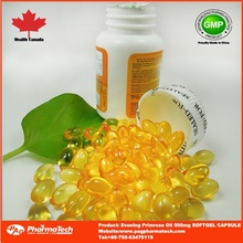 natural evening primrose oil 500mg softgel capsules
