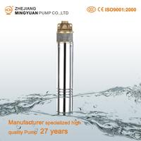 60hz Stainless Stell Pump 4sk Deep Well Pump