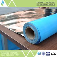 As Per Customer'S Requests Aluminum Foil Roofing Underlayment Membrane