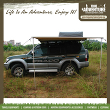 TA7-019 Car Side Awning 2*2m Outdoor Hunting Tent Camping Products Car Roof Top Tent