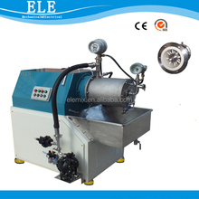 Horizontal sand mill/grinder, besd mill, dyno mill for paint, ink, dyes