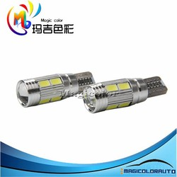 Newest Design 5730 Led Canbus T10 W5W Car Light