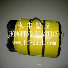 lightweight and waterproof pvc plastic flexible duct tube