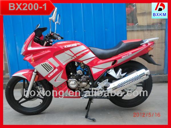 più venduto boxiong modello 200cc moto da corsa per la vendita