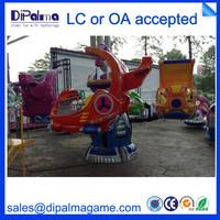 indoor and outdoor amusement park equipment for kids play