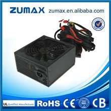 ZUMAX CCC ZU500 500W 12v DC atx standard power supply