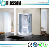 2015 complete enclosed high quality nice design toilet sex shower room