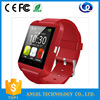 Fashion rubber bluetooth smart watch sync phone smart watch waterproof smart watch
