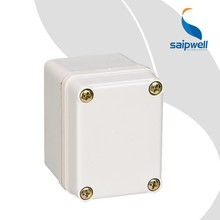 Saipwell Waterproof Grey Electrical Junction Box IP65 CE Certificated New Electrical Enclosure
