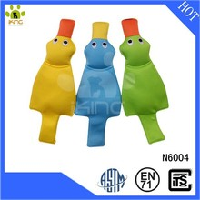 New product nylon fabric cute doll shape pet toys nylon fabric stuffer pet toys for dogs