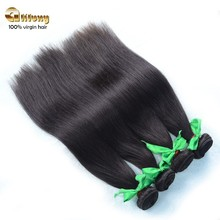 Top Quality Strong Double Weft 100% Unprocessed Virgin Brazilian Hair International Hair Company