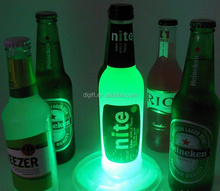 Wholesale LED Coaster Led Cup Mat For Bars and Party
