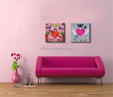 Multi-Panel Art Printing Canvas Prints