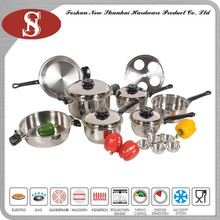 New product Promotion look chinese cookware