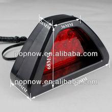 Car Universal 12-LED Brake Tail Lights Lamps Bulbs 12V-RED Car LED Third Brake Light