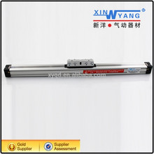 SMC Used Rodless Cylinder Stroke100~5600mm Air Pneumatic Linear Motion