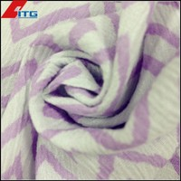 """100% COTTON CRINKLE PRINTED 32X32 86X57 1/1 105GSM 54"""" cotton crepe fabric"""