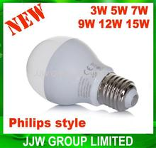 Brand new smart light bulb with low price led bulb accessories 7w 9w 3200k warm white