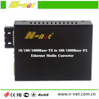 500m multi mode double fiber oem network switch