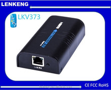 LKV373 Convert HDMI Signal to Standard TCP/IP Transmit HDMI 1080p by using UTP Cat5e/6 hdmi extender