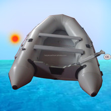 380cm rigid inflatable boat with aluminum floor for rescue, sports and fishing use