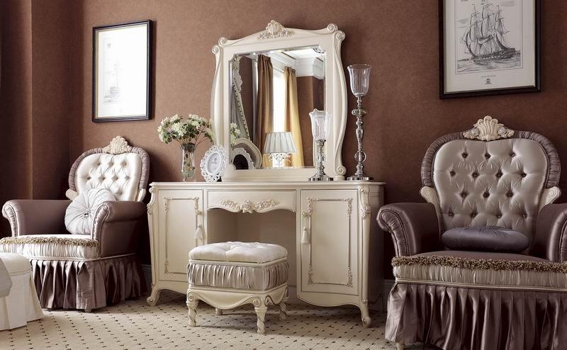 Bedroom Furniture Classic Italian Hand Carved Bedroom Furniture Solid Woo