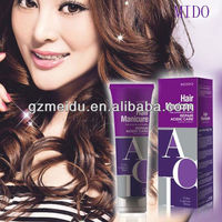 2013 Hot Selling Hair Maincure & Hair Color Cream