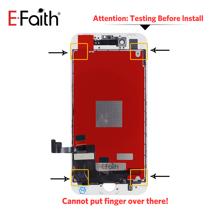 OEM AAA Grade Wholesale Display Replacement Touch Screen LCD for iPhone 8