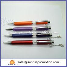 promoción de alta calidad nuevo diseño de la marca de la pluma de tinta