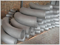 Carbon Steel Alloy steel and Stainless steel Hot Induction Pipe bend Elbow