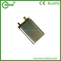 lp 432543 3.7v 400mah lipo battery