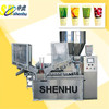 Automatic Cosmetics and Ointment Tube Filling and Sealing Machine Made in China