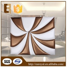 China Supplier Modern Decorative Leather 3D Wall Panels for Bedroom Decorating