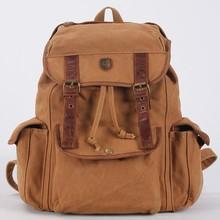 2014 New stylish vintage back pack school bag backpack