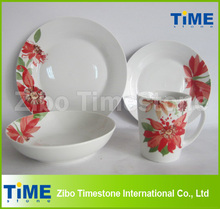 New Elegant Porcelain China Dinnerware